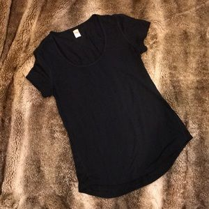 Lucy short-sleeved workout tee